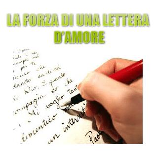 Riconquistare un ex con una lettera foto mano