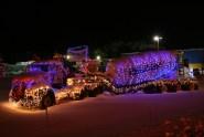Fort Mac original Christmas lights