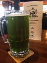 St. Patrick's beer