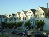 The Painted ladies on Alamo square