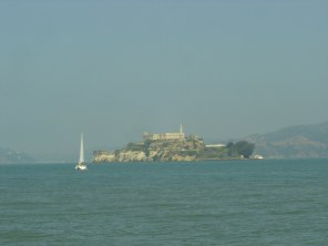Alcatraz from Pier 41
