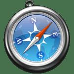 Icono de Safari para Mac