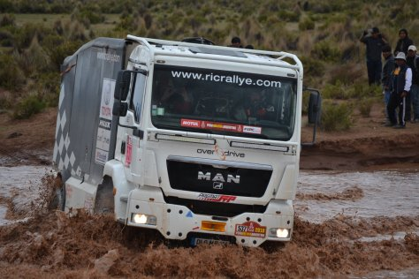 RicRallye MAN Dakar 2018