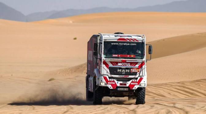 Dakar 2020 - Sylvain Besnard - MAN #547