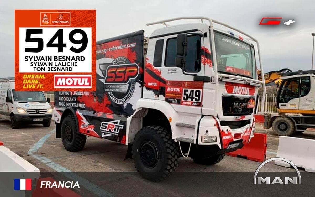 Dakar 2021 #549