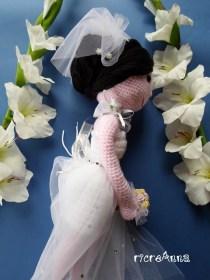 sposa amigurumi uncinetto (32)