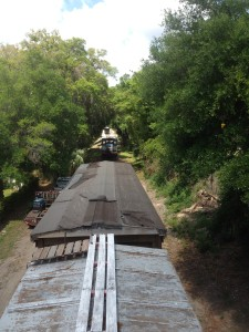 Hobo's Caboose View
