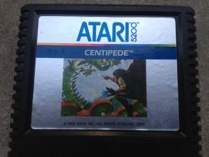 Centipede: Atari 5200