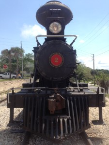 Steam Locomotive