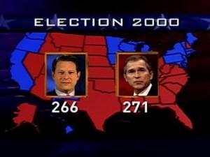 Stolen US Election 2000