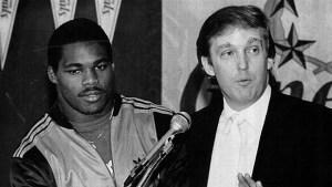 Hershel Walker & Trump-usfl