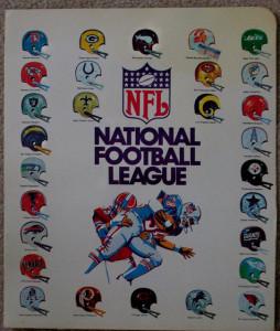 NFL 1970's logos