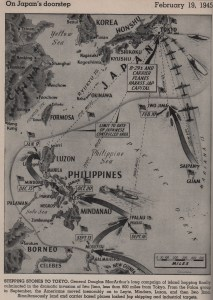 Okinawa; then Hiroshima & Nagasaki