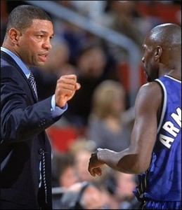 Doc Rivers and Darrell Armstrong Heart and Hustle