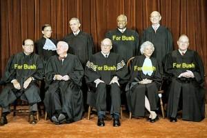 Bush v Gore, US Supreme Court