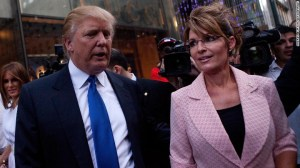 Donald Trump-Sarah Palin, June-2011