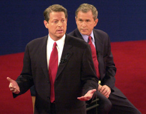 Gore Conceeds to Bush 12-12-2000