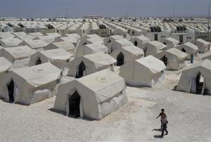 Syrian Refugee Camp_Turkey