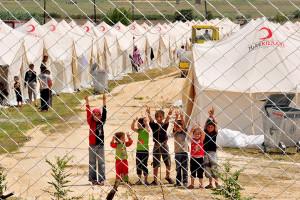 Syrian Refugees Turkey