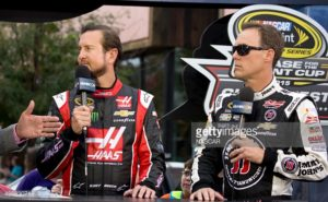 SHR: Kurt Busch & Kevin Harvick