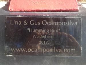 Steel Hummingbird 1