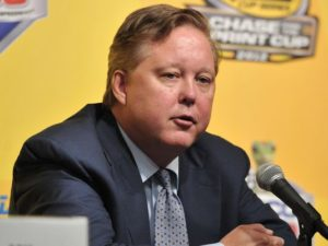 Brian France :CEO NASCAR