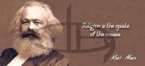 Karl Marx on Religion