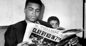 Muhammad Ali is still called Cassius Clay