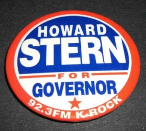Howard_Stern_For_Governor_Button