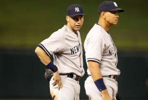 The Captain & A-Rod