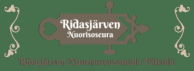 Ridasjärven Nuorisoseurantalo Päivölä