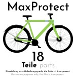 Paint protection film for VANMOOF S3 – MaxProtect