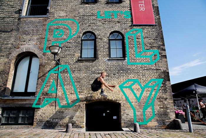 23.06.2016: Udstilling, Let's Play, DAC. Foto: Kristian Ridder-Nielsen/Dansk Arkitektur Center