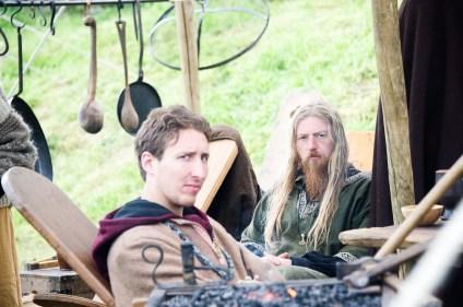 Ridders Maarten en Glen