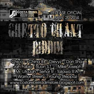 GhettoChantRiddim