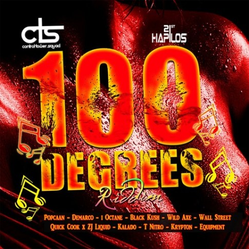 100DegresRiddim