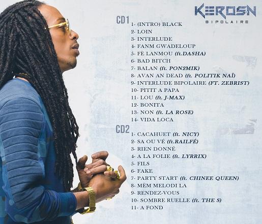GRATUIT BIPOLAIRE TÉLÉCHARGER KEROS-N ALBUM