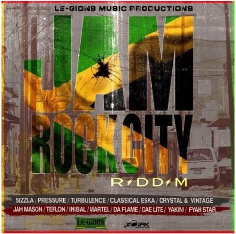 JamRock City Riddim - Riddimkilla