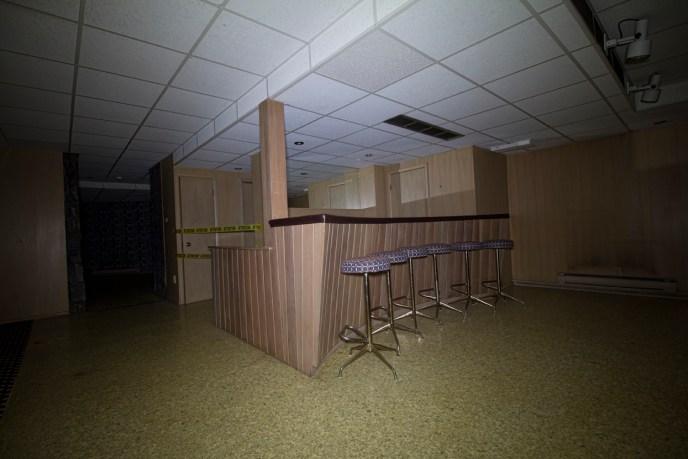 Abandoned Mafia Boss Mansion