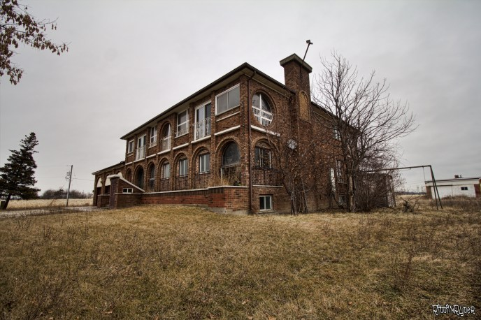 Abandoned $3,000,000 Country Mansion