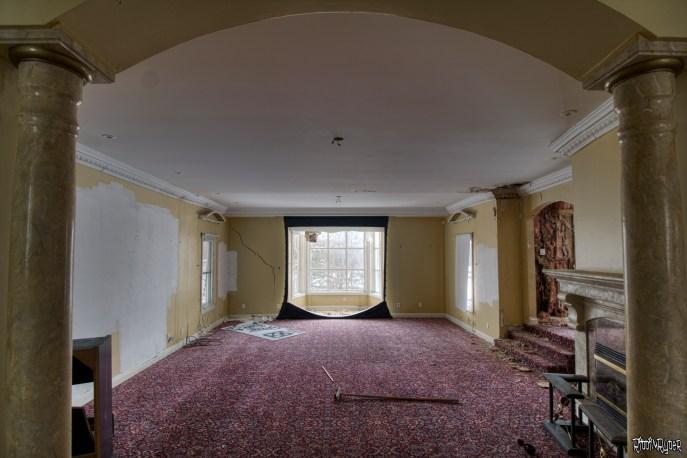Abandoned Ontario Polish Mansion