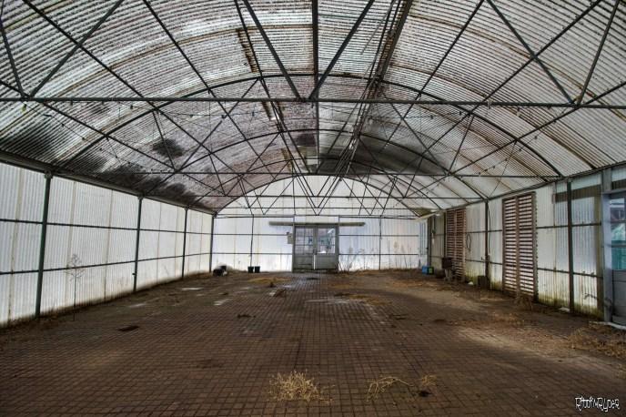Huge Abandoned Farm House