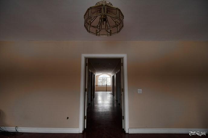 Abandoned Mansion Corridor