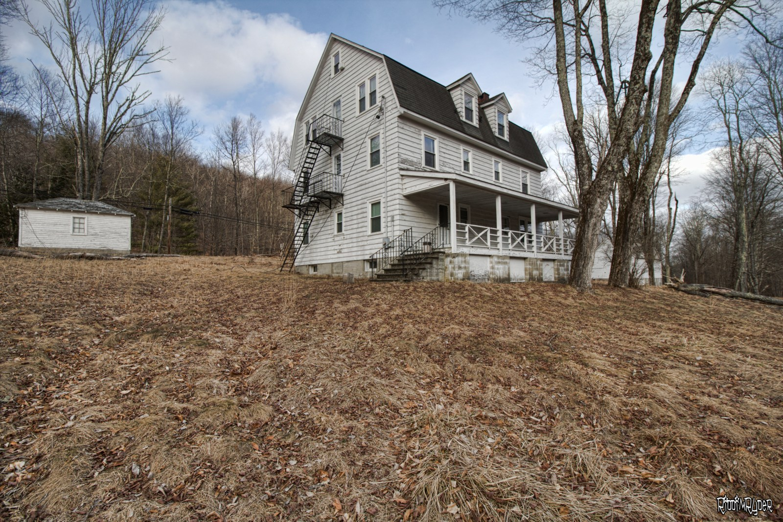 Abandoned Catskills Resort