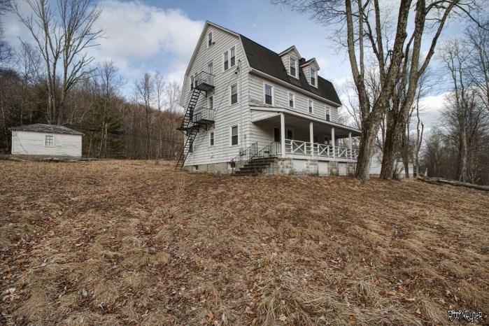 Abandoned Catskills Resort