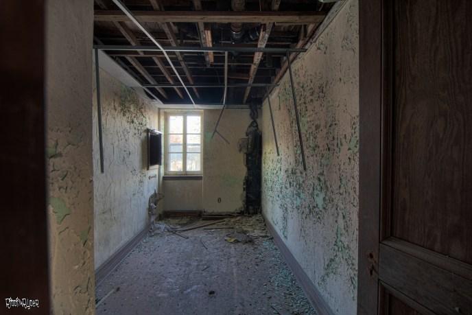 Abbey Hallway