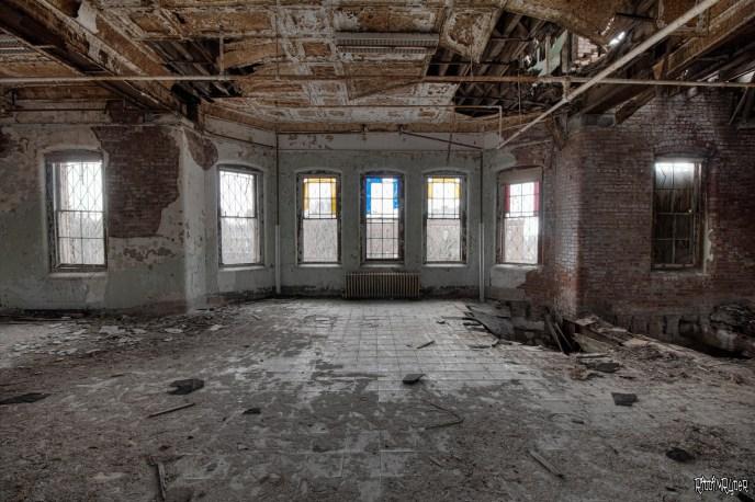 Abandoned State Asylum