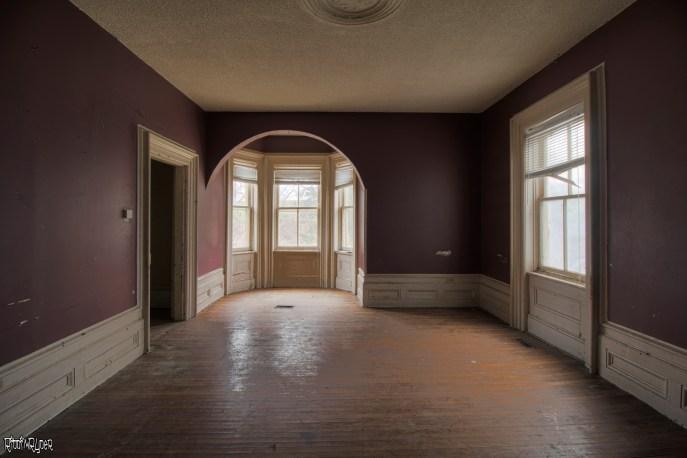 Forgotten Living Room