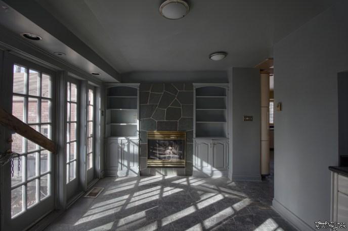 Abandoned Mansion Breakfast