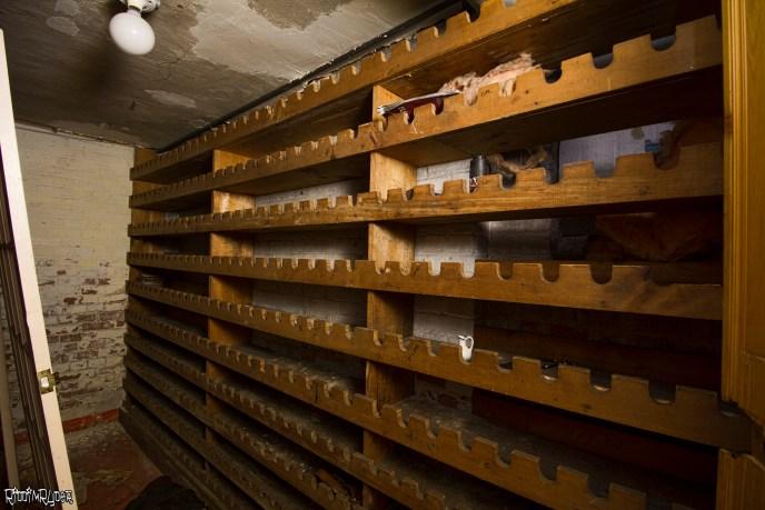 Mansion Wine Cellar